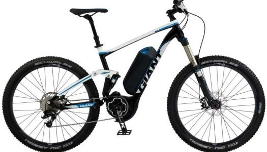 Giant kommt 2014 mit neuem All-Mountain E-Bike Full-E+ 27,5 (UPDATE)