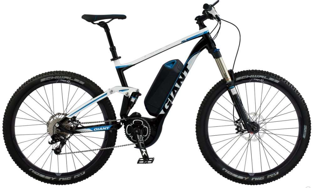 Giant kommt 2014 mit neuem All-Mountain E-Bike Full-E+ 27 ...