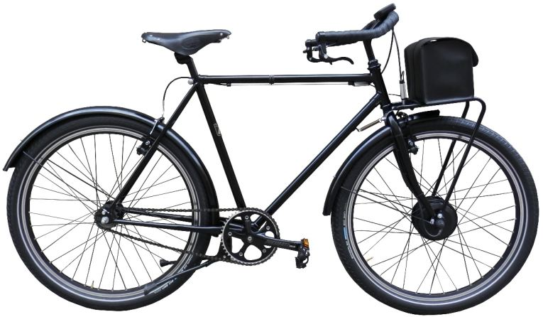 Velorapida The Black E-Bike