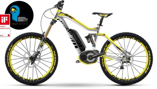 Haibike gewinnt iF Product Design Award 2014