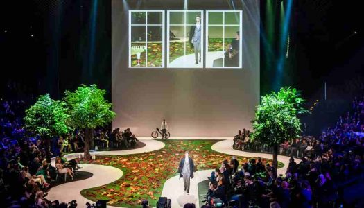 GRACE E-Bikes auf Berlin Fashion Week