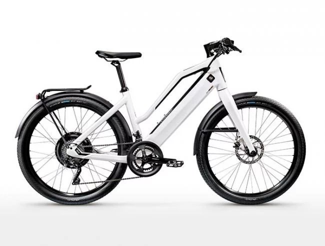 Das Stromer ST2 in der Comfort-Version