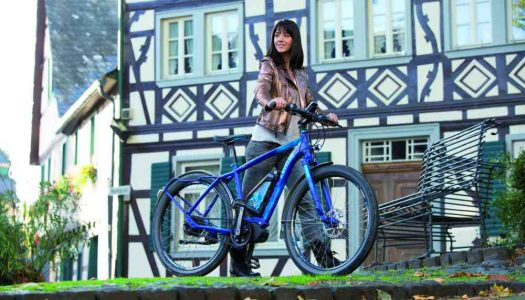 Kettler Boston E 2014 – Urban-eBike im MTB-Look