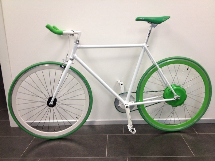 FlyKly Wize Bicycle; Foto: FlyKly