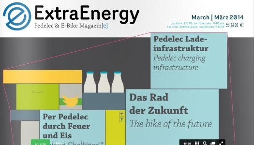 ExtraEnergy Test Magazin Nr. 9 erschienen