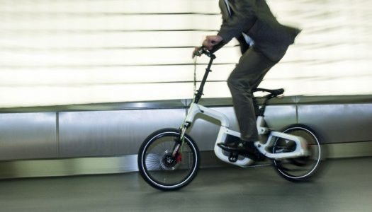 Eurobike-Preview: Kompaktes Klever Falt-E-Bike