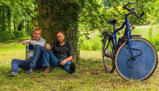Dutch Solar Cycle — E-Bike mit der Sonne laden