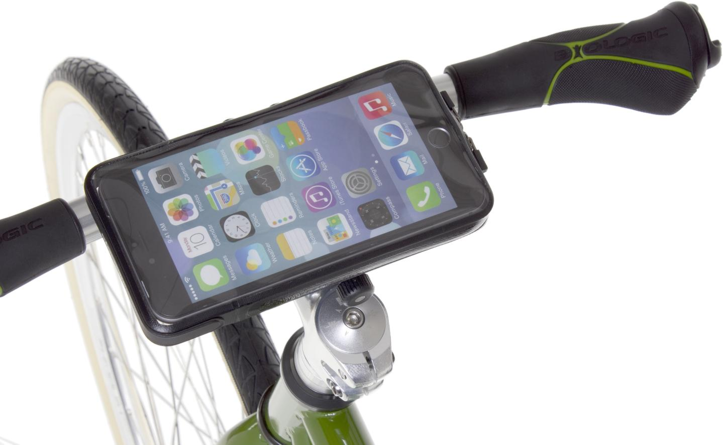 BioLogic Bike Mount WeatherCase for iPhone 6 Plus