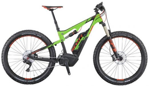 SCOTT E-Genius Plus — neues Fully E-MTB für 2016