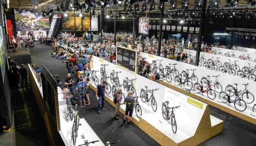 Erfolgreiche Derby Cycle Bike Expo 2015