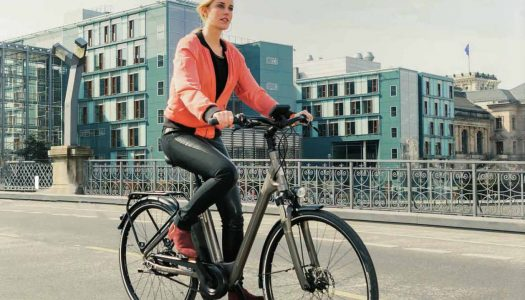 Raleigh E-Bikes 2016 in neuer Dimension