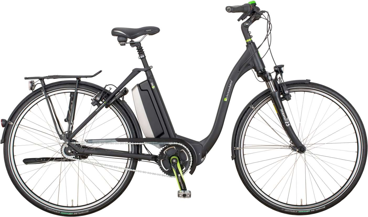 e.bike manufaktur DR3I