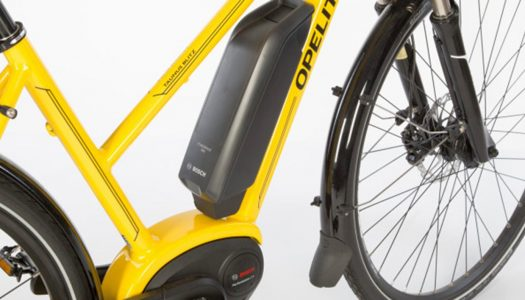 Opelit – neue E-Bikes in alter Tradition