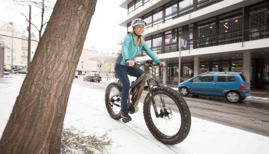 Geheimtipp: E-Fatbikes als Wintersport-Alternative