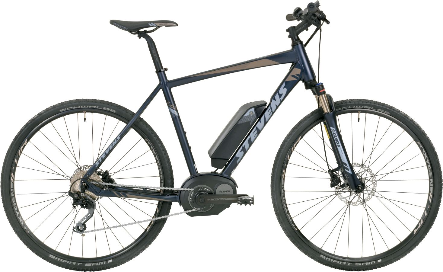 Cross E-6X SX Gent 16 55 anthracite