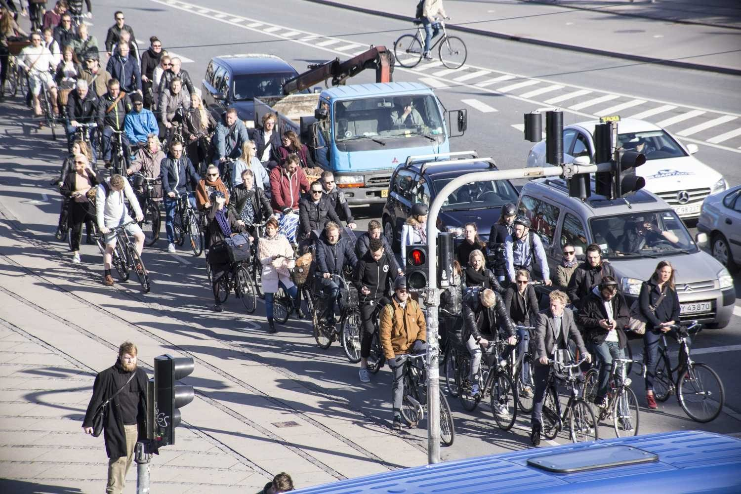 Copenhagenize Index 2015