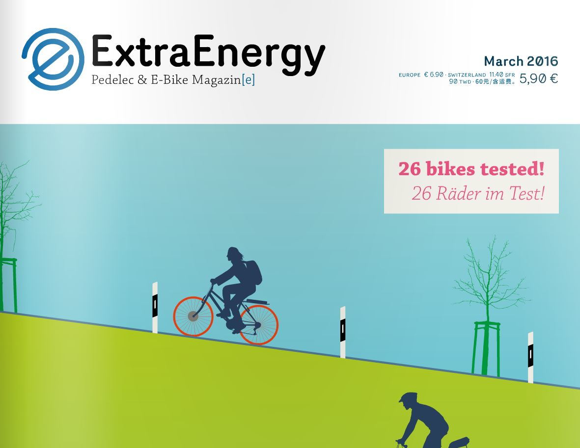 ExtraEnergy Test Magazin