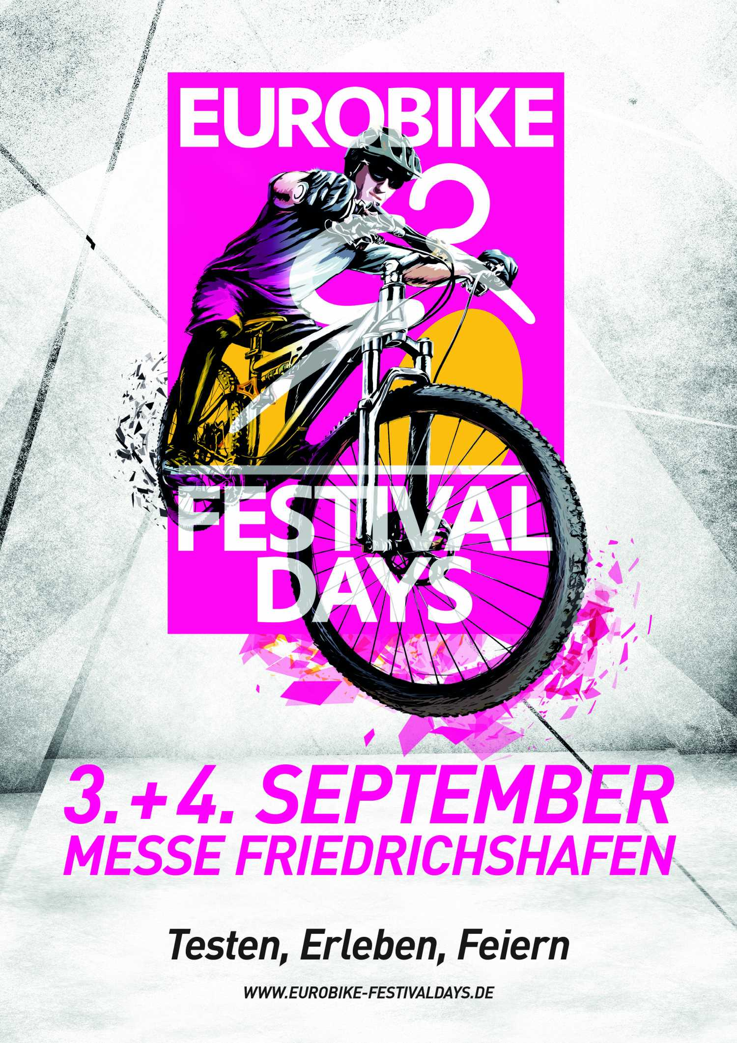 Eurobike Festival Days - Key Visual