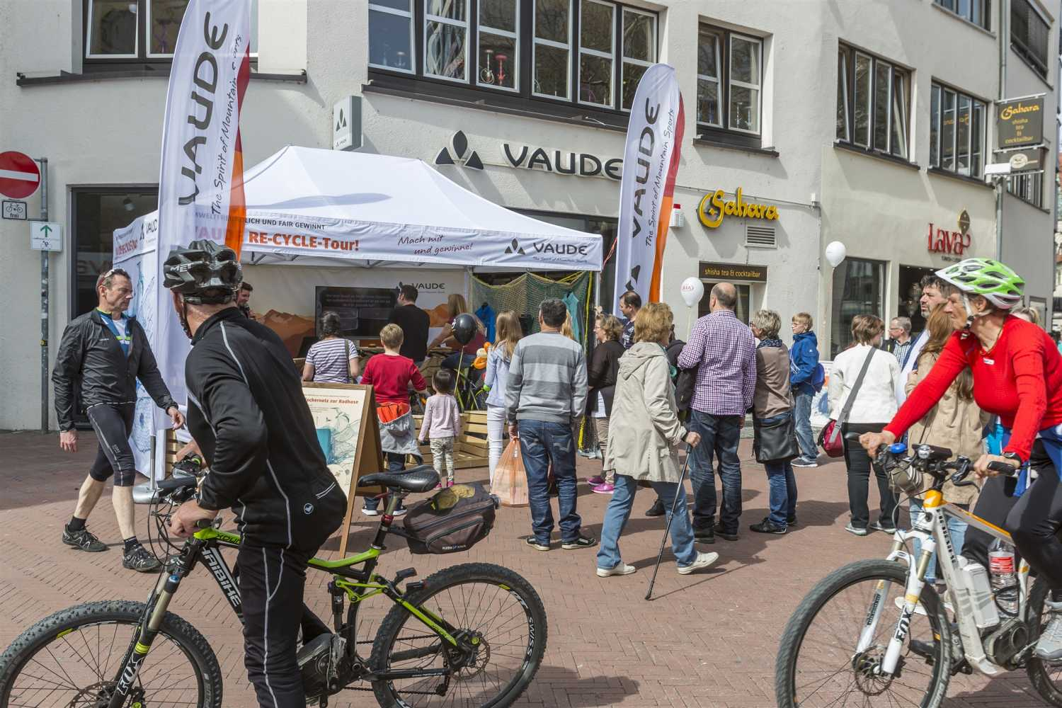 VAUDE_Recycle Tour_Store Ulm_05A8835