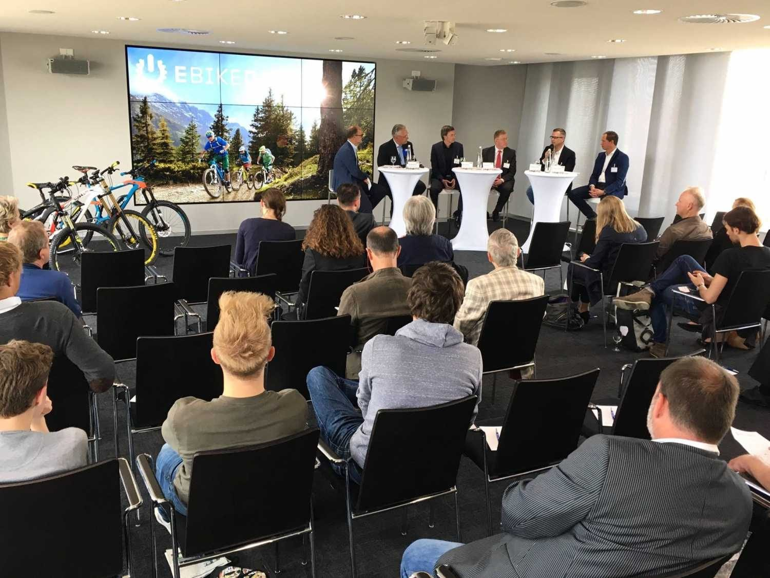 E BIKE DAYS Pressekonferenz 2016