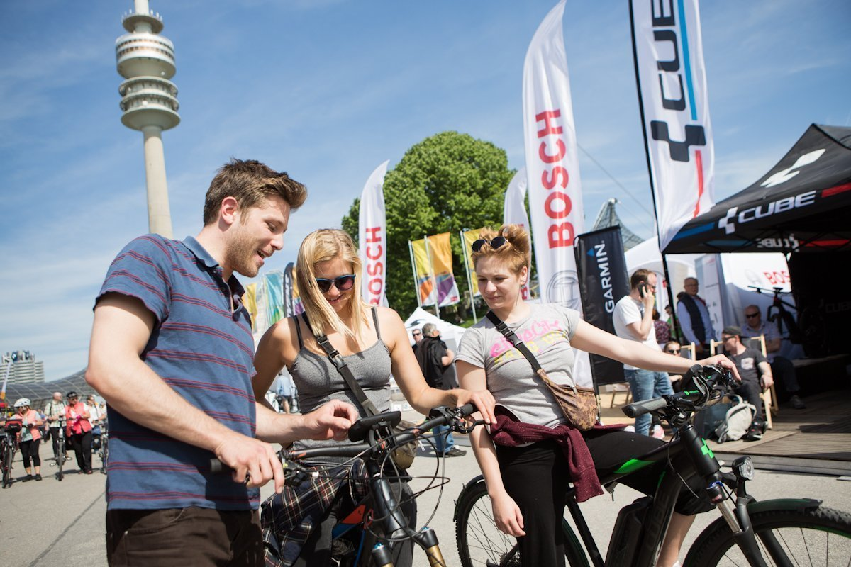 Review E BIKE DAYS München
