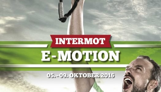 ExtraEnergy e-motion auf der INTERMOT