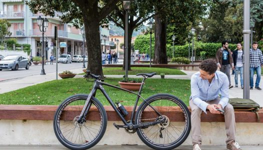 Infinity Electric Bike auf Kickstarter