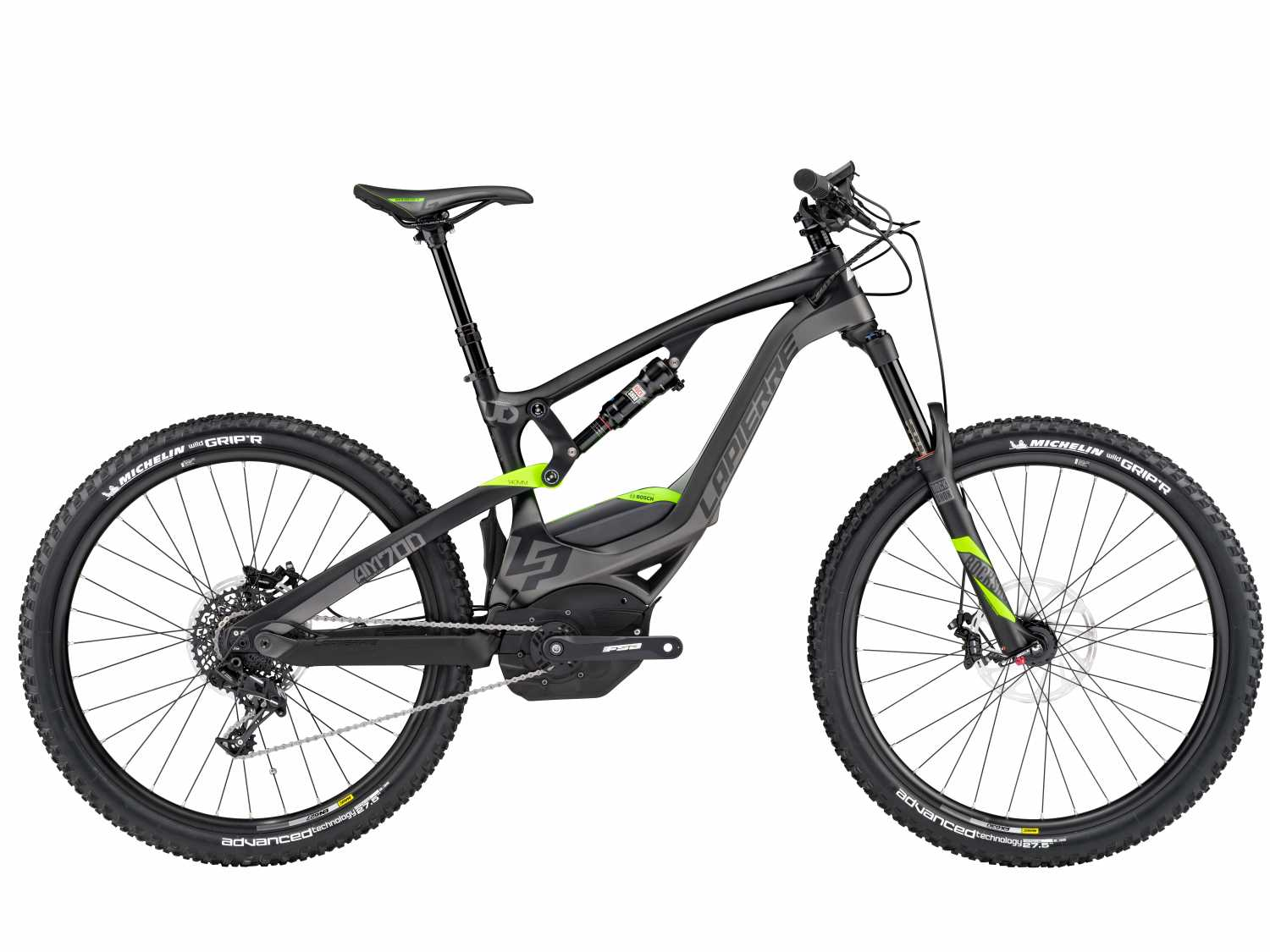 Lapierre Overvolt AM 700 Carbon 2017