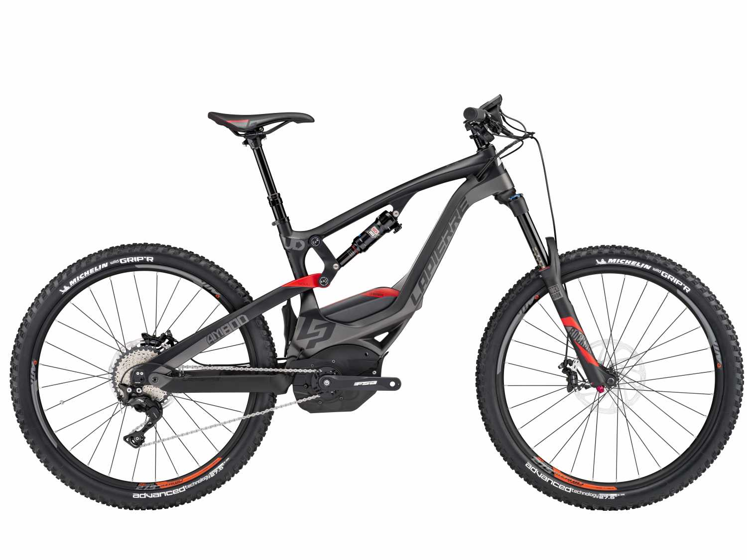 Lapierre Overvolt AM 800 Carbon 2017