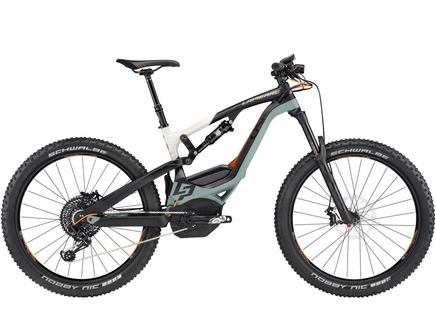 Lapierre Overvolt AM 700 Carbon 70th Ultimate 2017