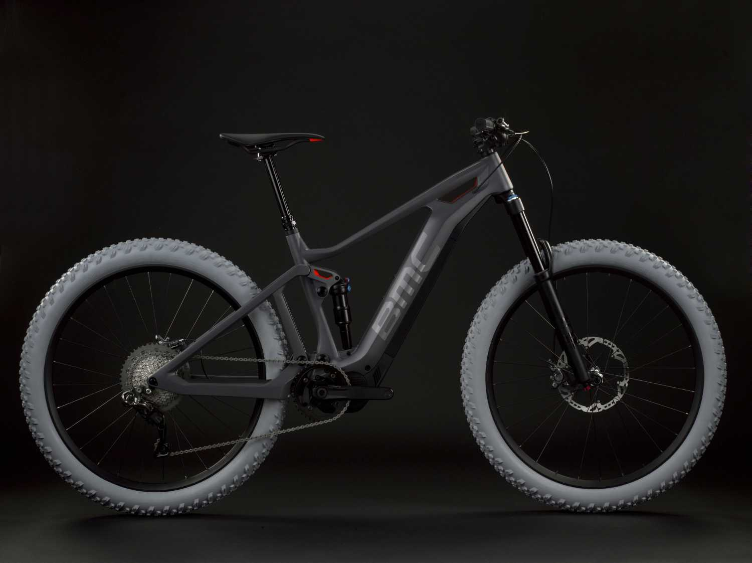 BMC Switzerland E-MTB Konzept