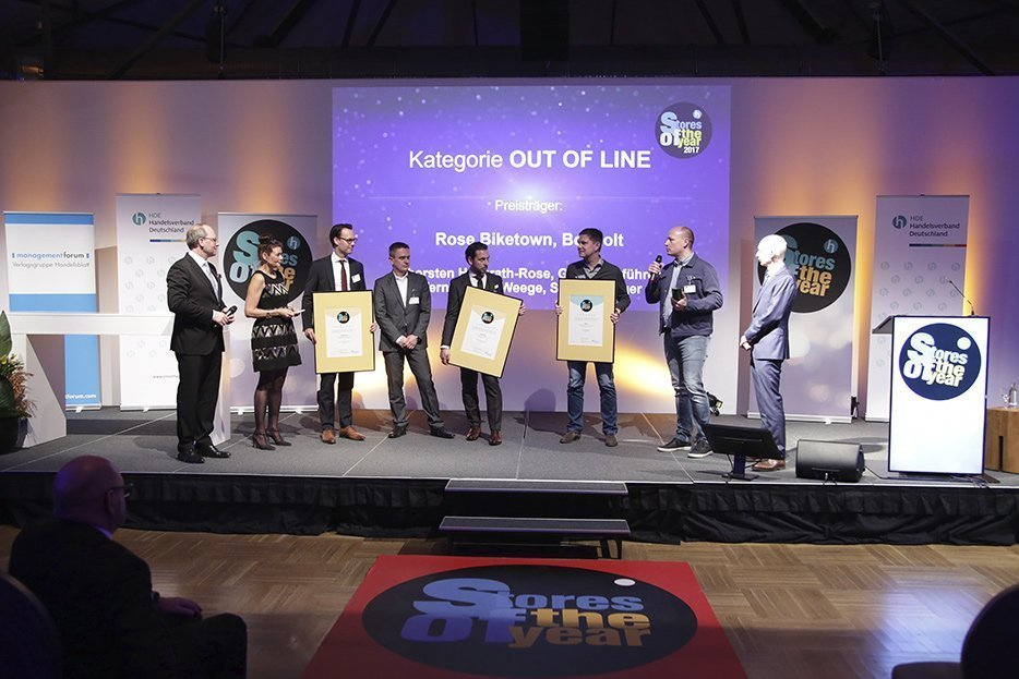 Stores of the Year Award 2017