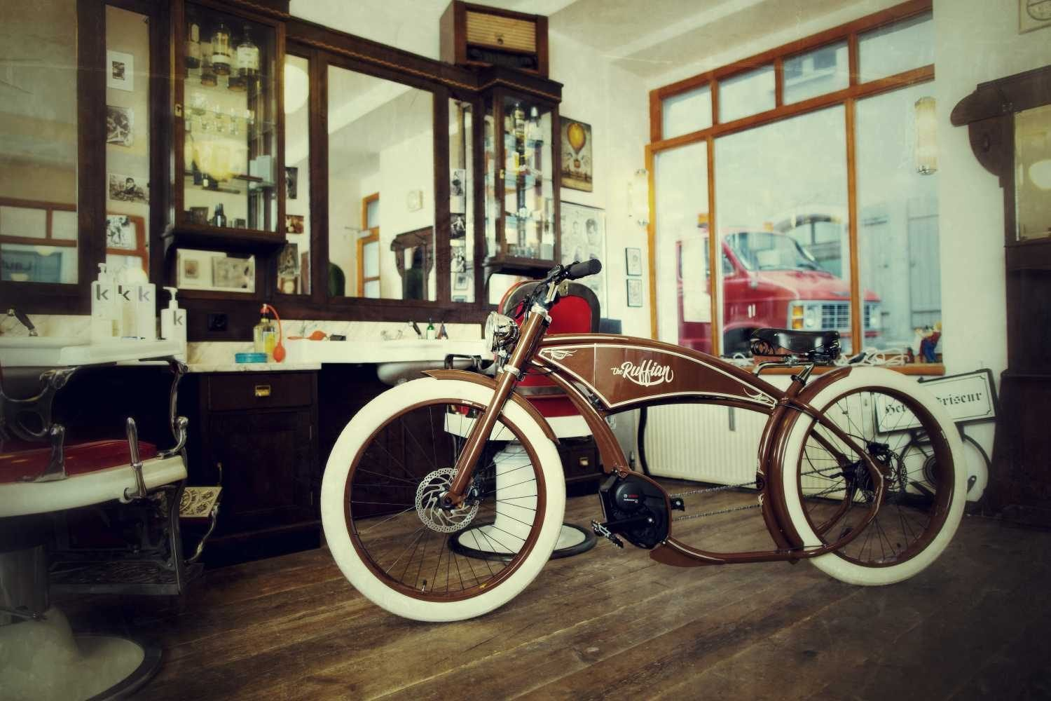 Chopper eBike THE RUFFIAN