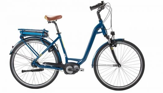 Dancelli präsentiert neues Lifestyle-E-Bike Fashion e.03