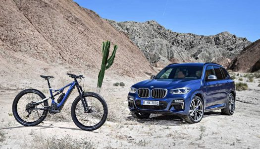 SPECIALIZED for BMW Turbo Levo FSR 6Fattie als exklusive Sonderedition