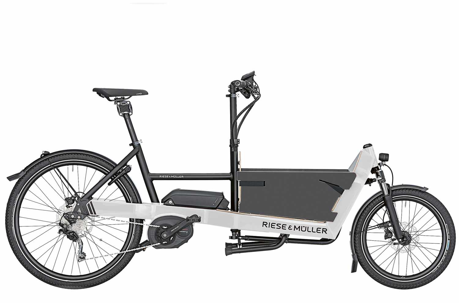 Riese & Müller Packster 40 touring 2018
