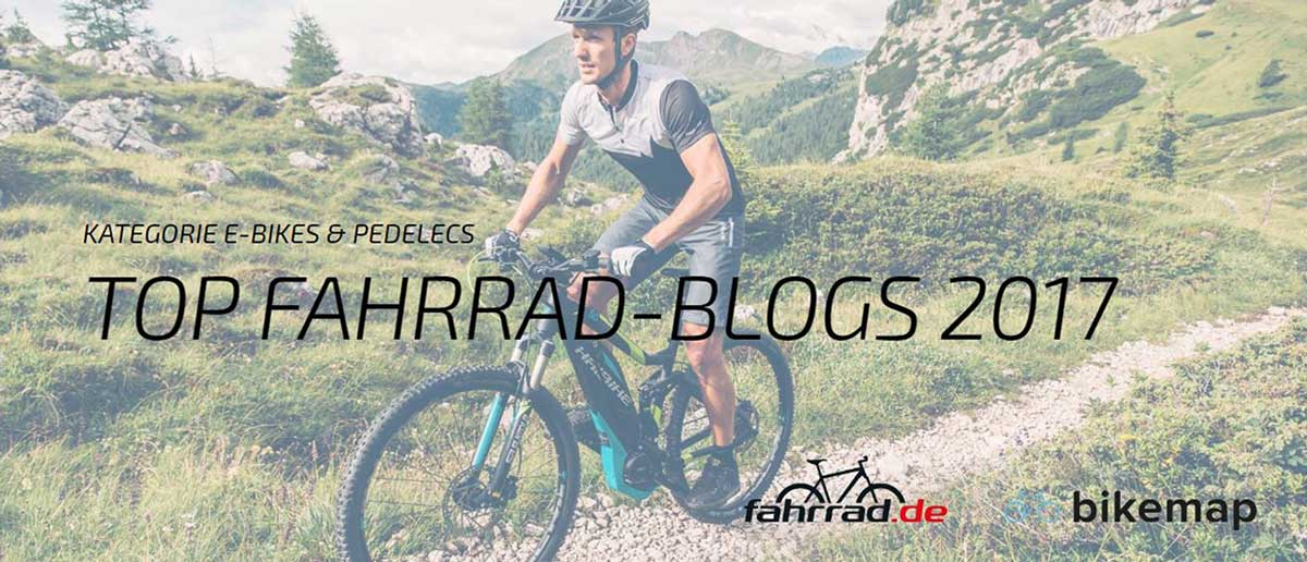 Top E-Bike Blog 2017