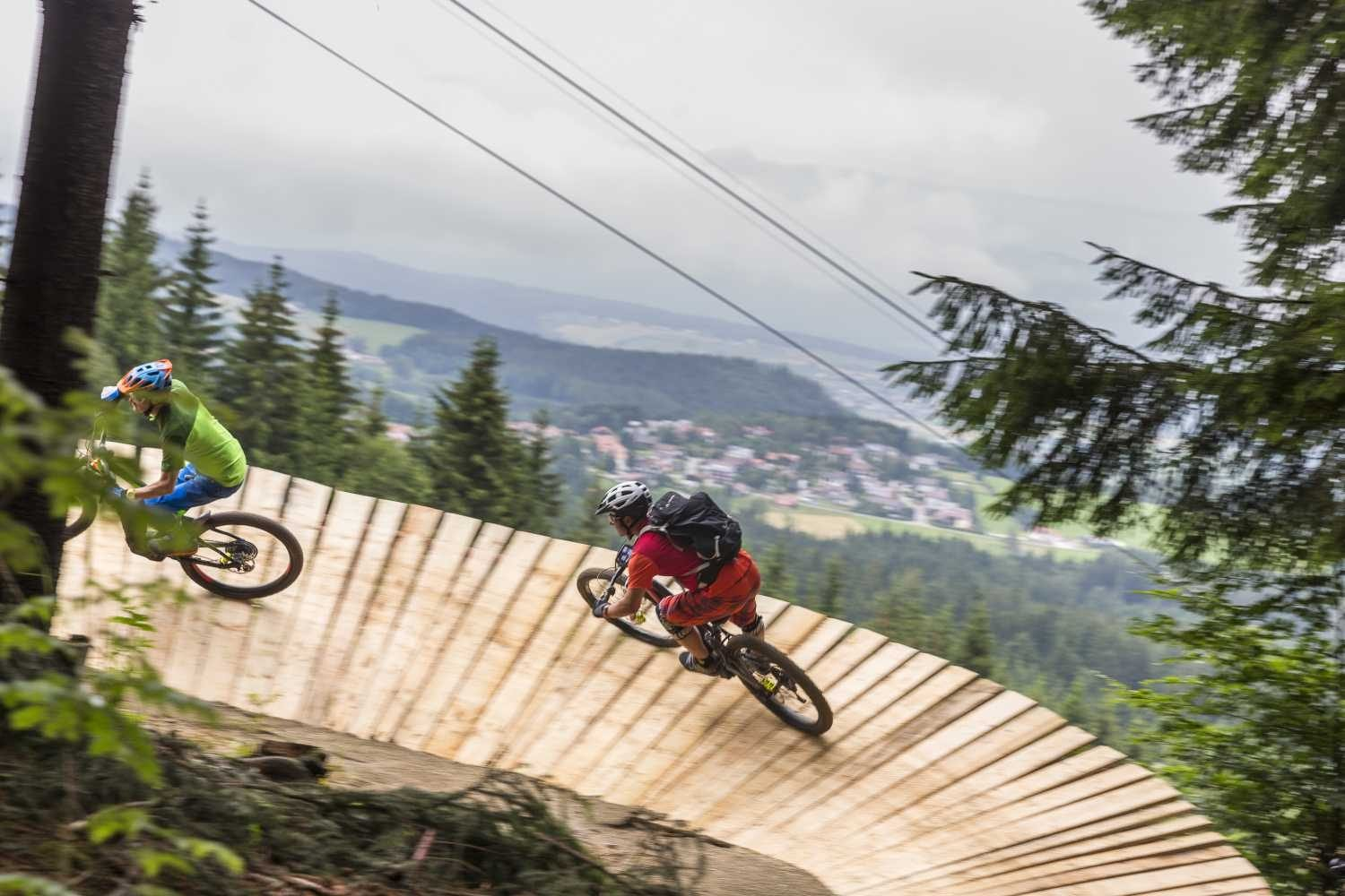 Bosch eBike Uphill Flow Trail Design Innovation Award 2018