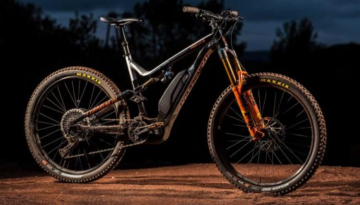 Commencal META POWER Race FOX – neues E-Fully kommt zur Saison 2018