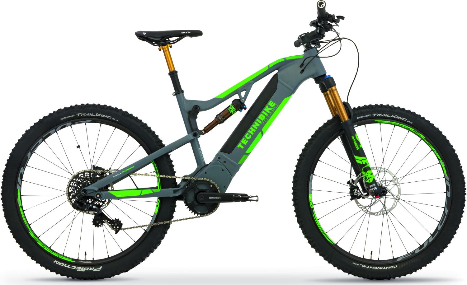 Votaro MTB Full Suspension