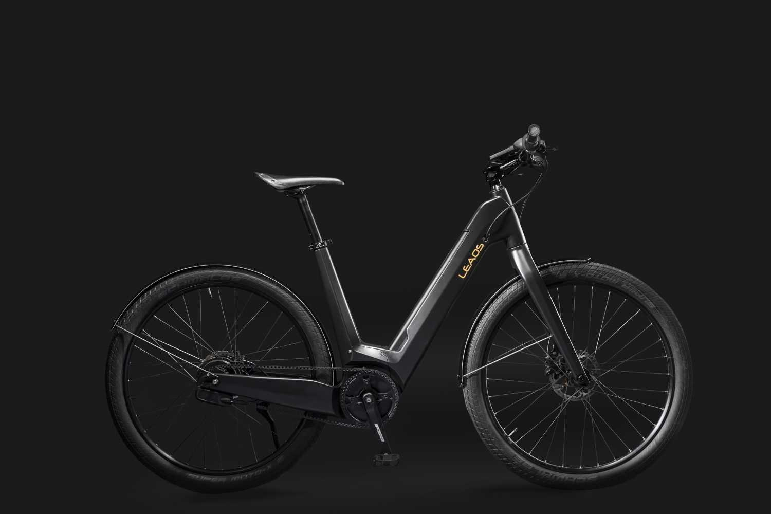 LEAOS 2018 Carbon Urban E-Bike