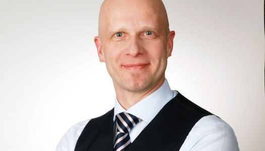 Christopher Brennecke ist neuer Head of Marketing & Product Management global der ANSMANN AG