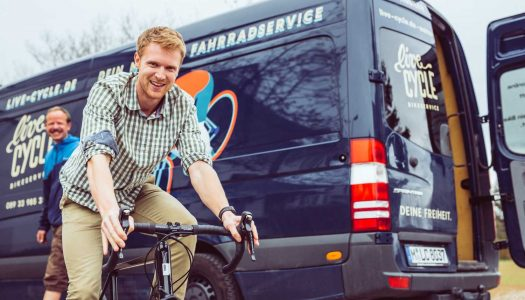 ROSE Bikes und LiveCycle revolutionieren die Bike-Branche