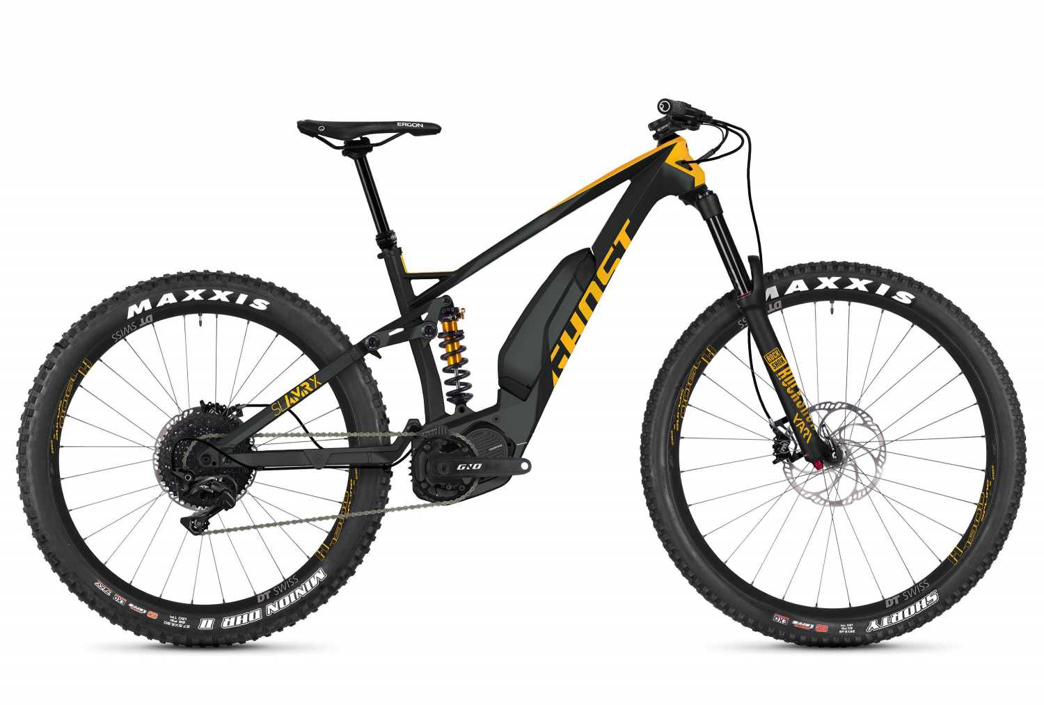 GHOST HybRide SL AMR X S 5.7+ LC