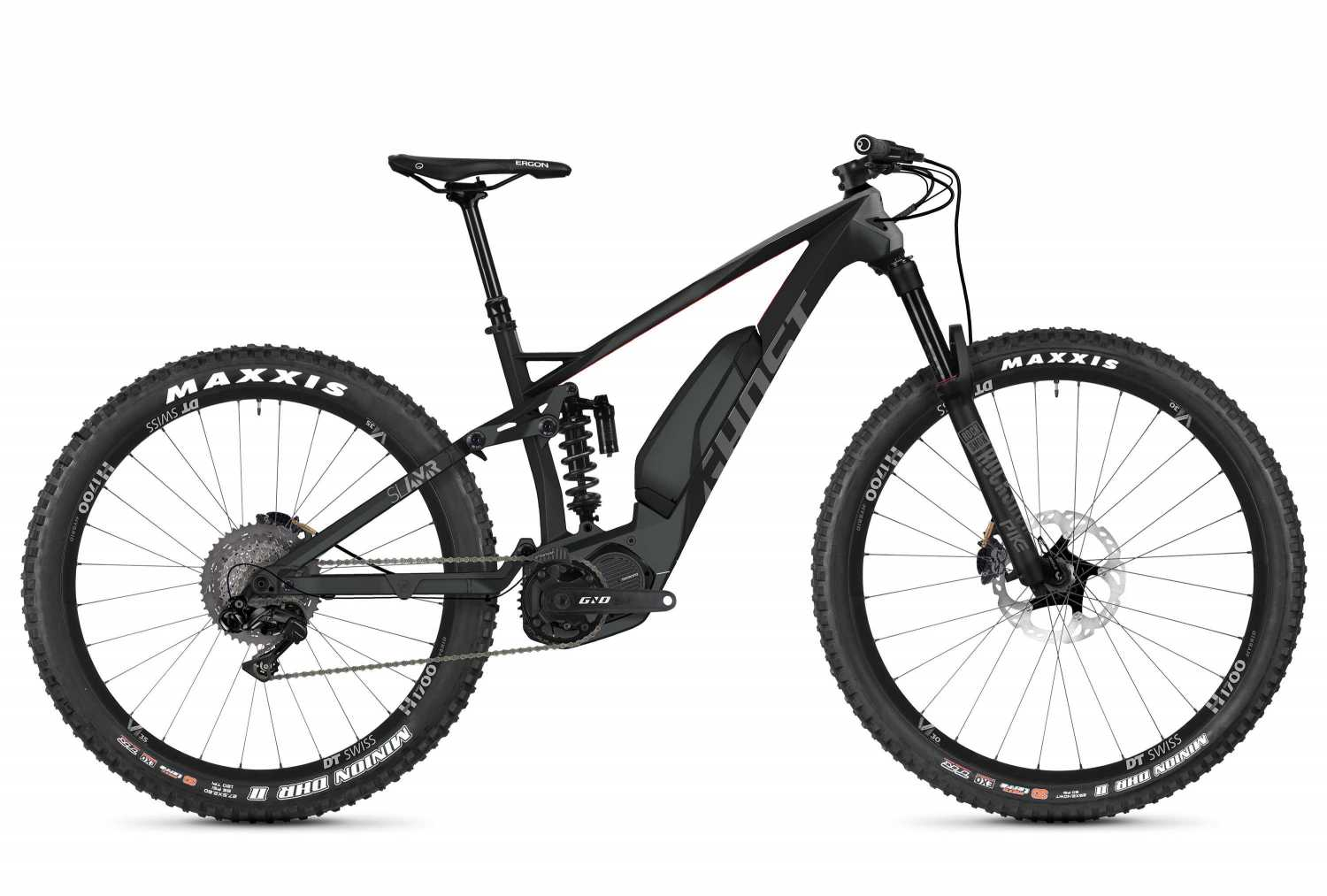 GHOST HybRide SL AMR S 8.7+ LC