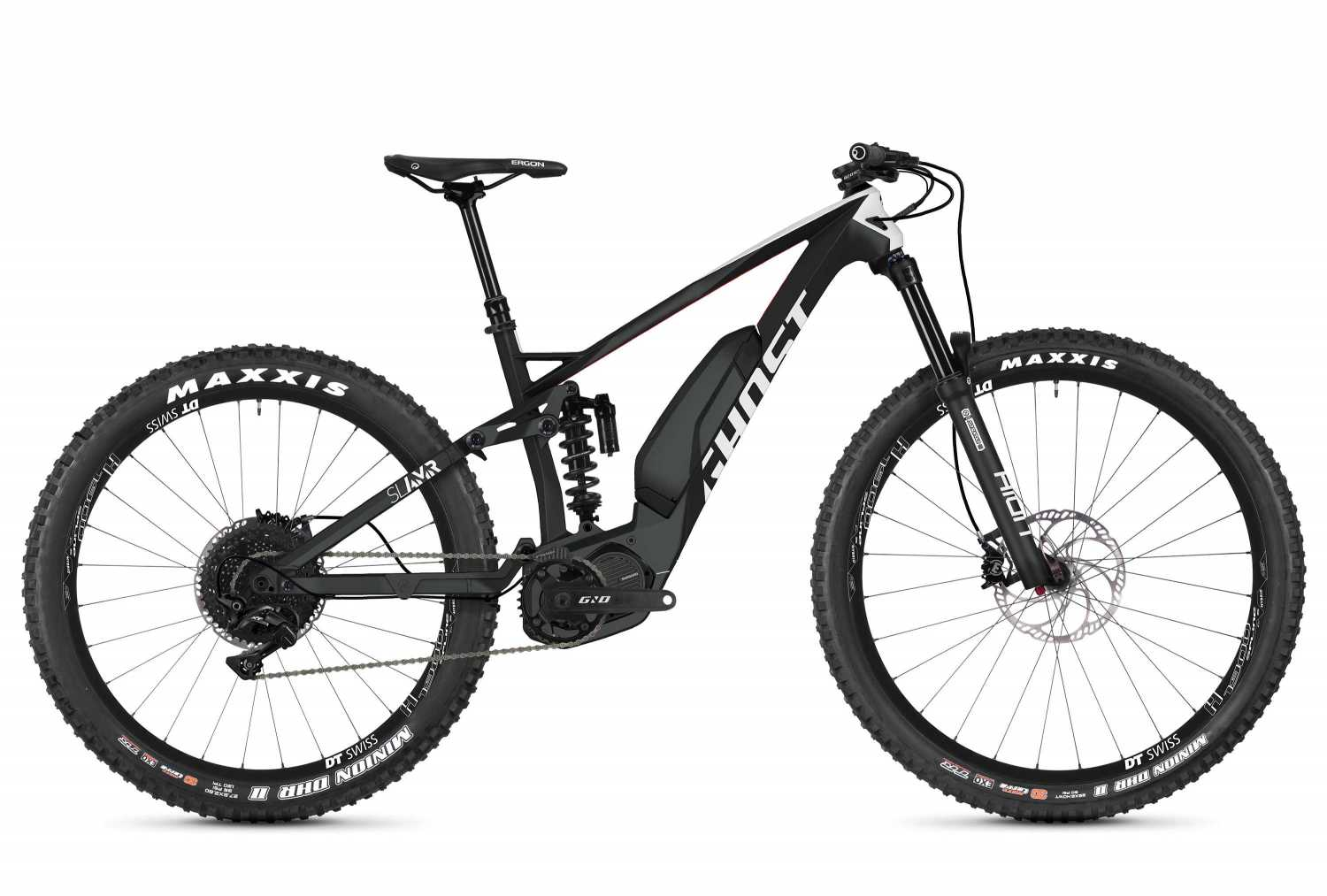 GHOST HybRide SL AMR S 4.7+ LC