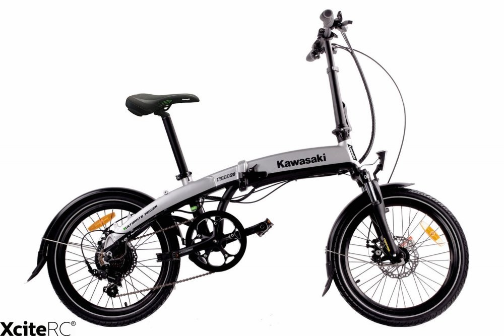 KAWASAKI Folding-Bike