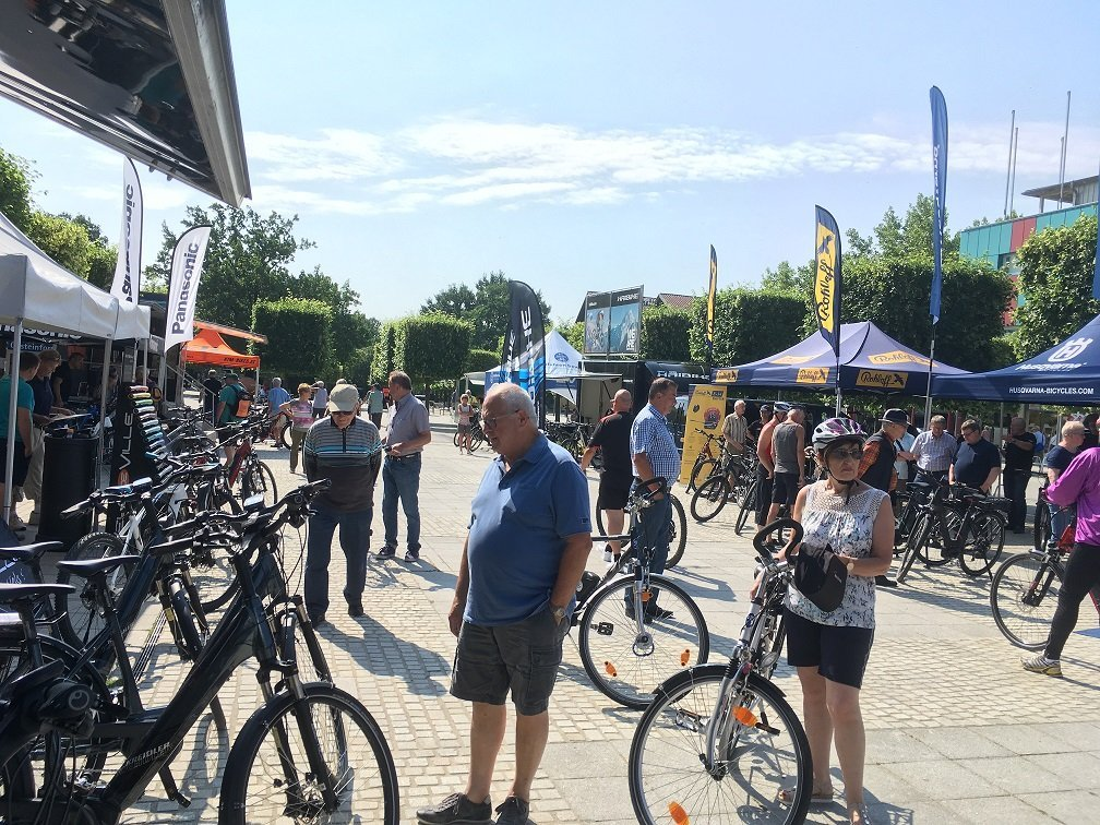 E-Bike-Tage Bad Füssing 2018
