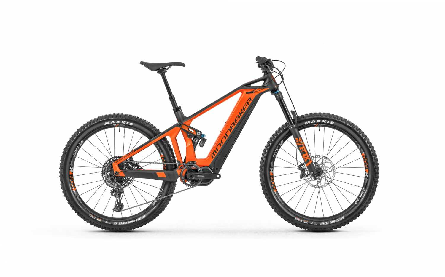 Mondraker Crusher Carbon R+ 2019