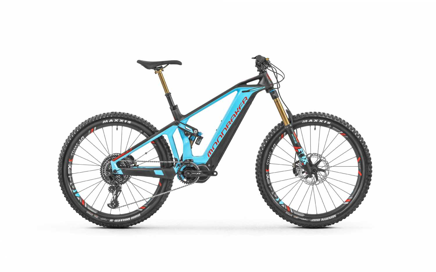 Mondraker Crusher Carbon XR+ 2019